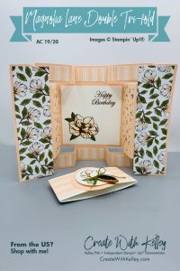 Magnolia Lane Double Tri fold