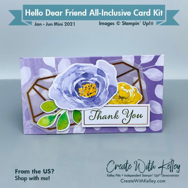 Hello Dear Friend All-Inclusive Kit: CWK Alternative