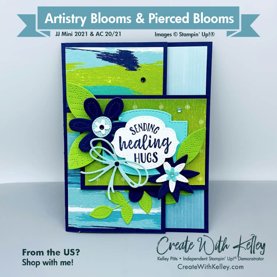 Artistry Blooms & Pierced Blooms
