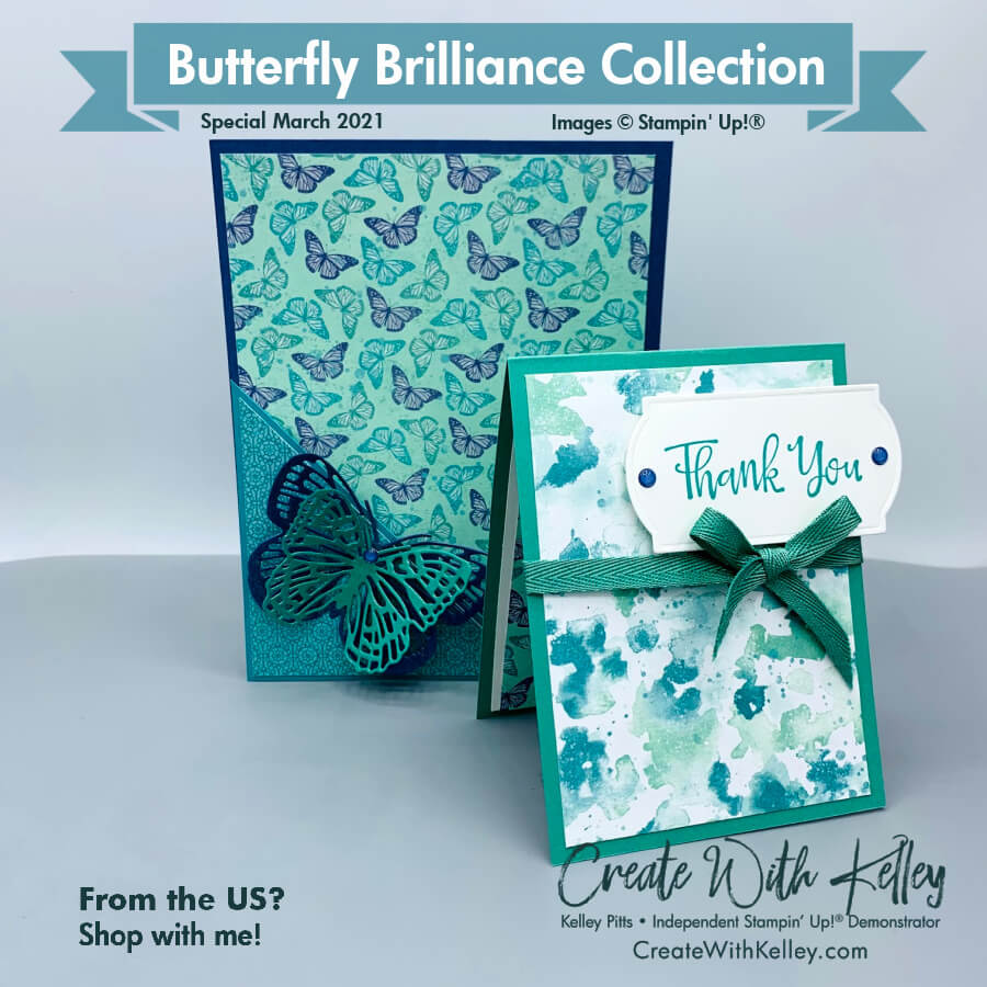Butterfly Brilliance Pocket Plus Mini Separate