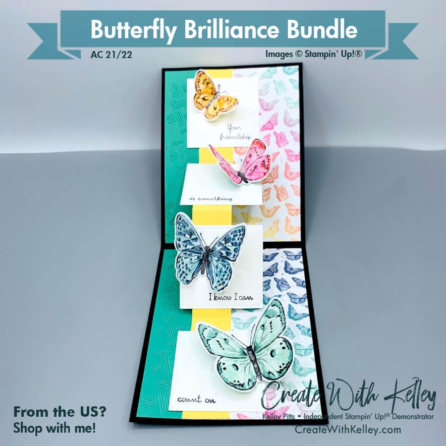 Butterfly Brilliance WOW inside