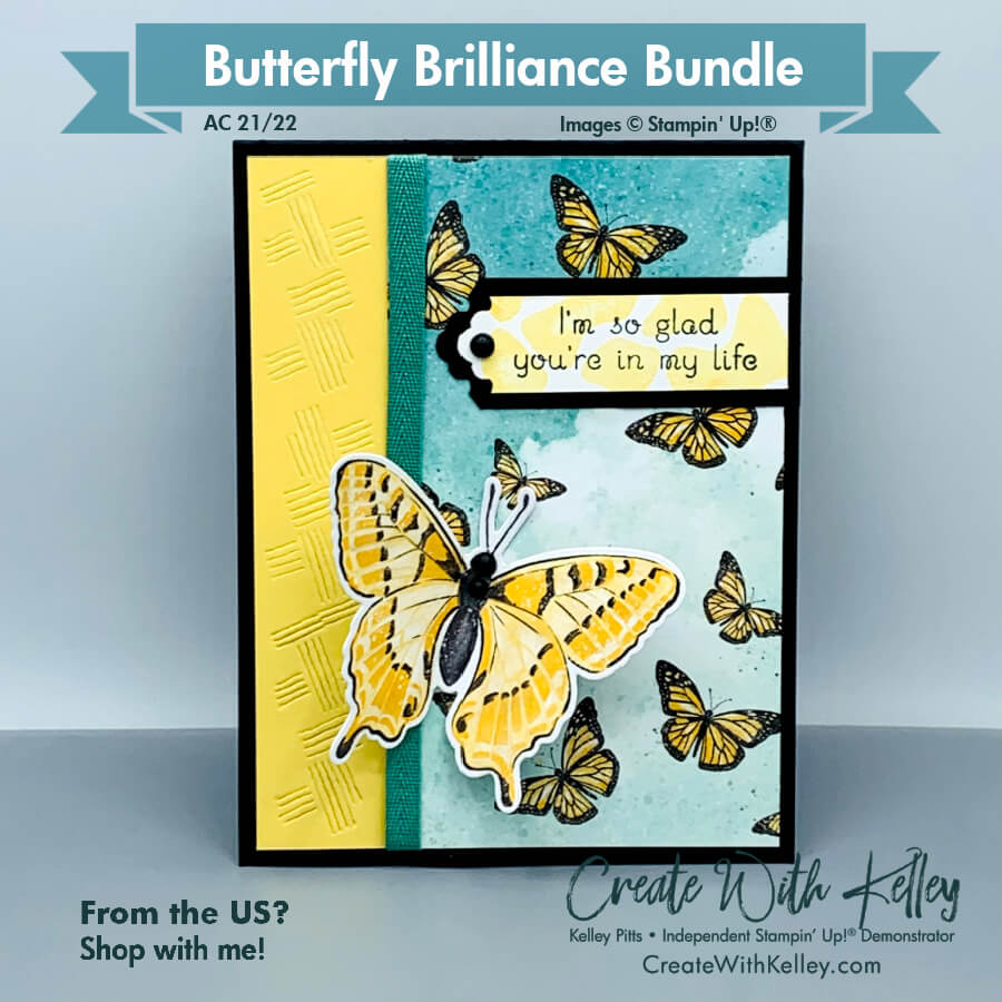 Butterfly Brilliance WOW front
