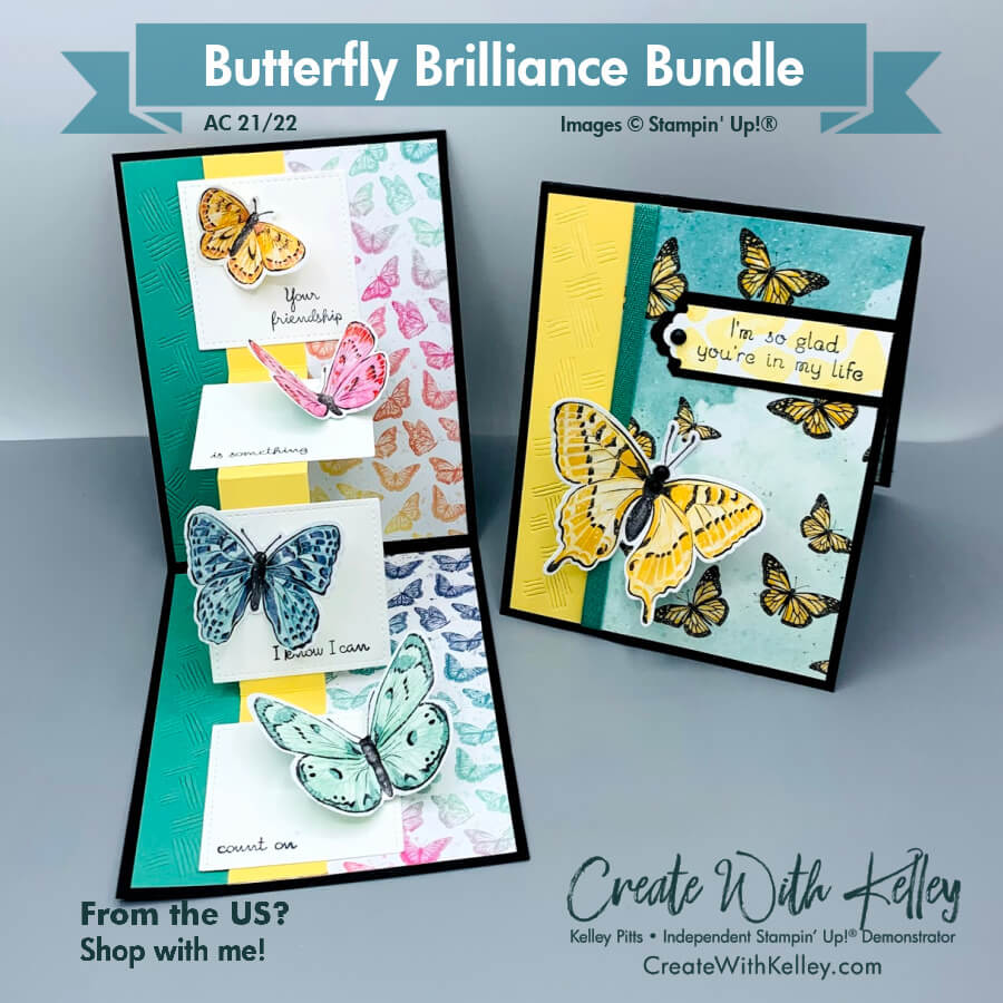 Butterfly Brilliance WOW fold