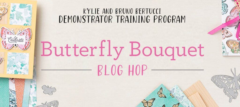 Butterfly Blog Hop
