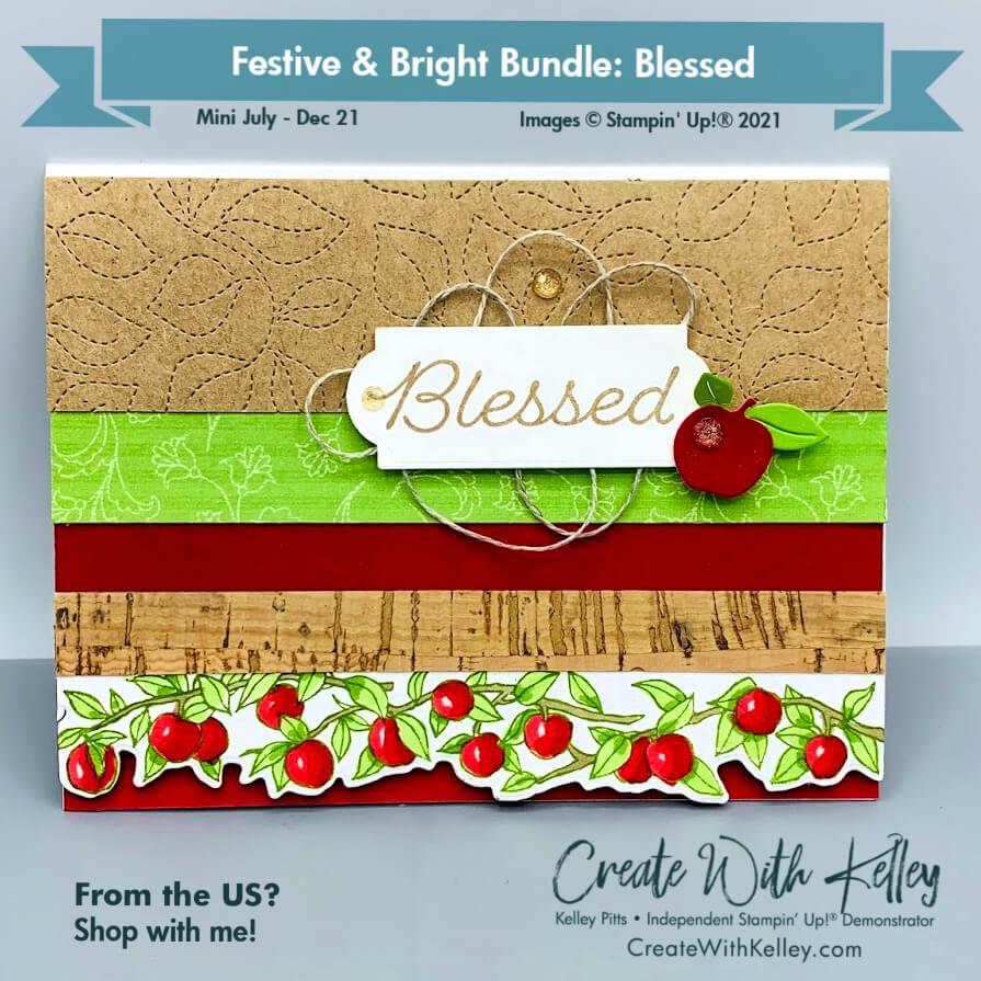 Festive & Bright Bundle: Blessed